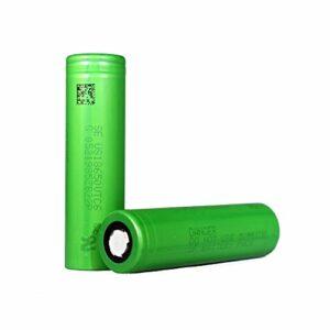LOT DE 2 ACCUS SONY VTC6 18650-3000MAH – Sans nicotine ni tabac