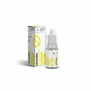 lot de 5 – Citron Jaune Savourea 10ml – 0 mg