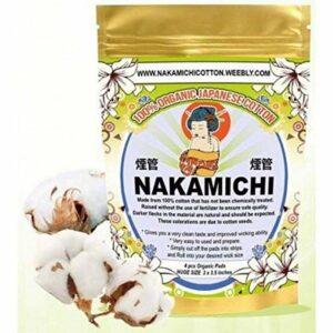 Nakamichi Coton organique