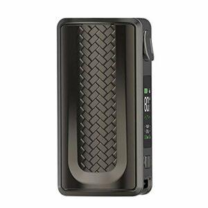 Original Eleaf iStick S80 MOD 1800mAh batterie intégrée 80W cigarette électronique support de vapeur GZeno réservoir GZ bobine de vaporisation