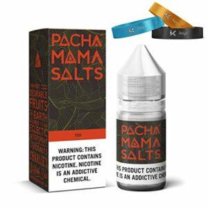 Pachamama Sel 10 ml 2,0 % / 20 mg 50/50 (Fuji) + Kayi Vape Band