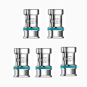 VOOPOO PNP Coil PnP-TR1 Regular Coil 1.2 ohm E Cigarette Vape Coil For VOOPOO V.SUIT Pod Kit (5 pcs)