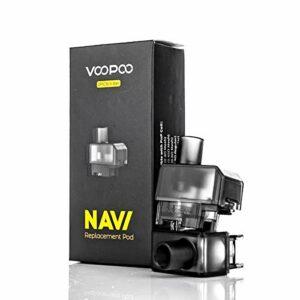 Cartouche pour VOOPOO NAVI POD MOD Résistance 3,8 ml Originale (Ne contient pas de nicotine)