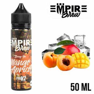 Mango Apricot 50ml Empire Brew Sans tabac ni nicotine
