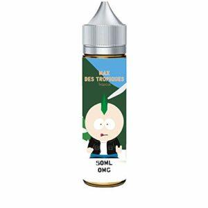 Max des Tropiques 50 Ml de Balboul Juice sans tabac sans nicotine