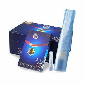 MKXULO Filtre à Cigarettes Jetable,Anti Nicotine, Anti Goudron filtres Cigarettes (80 PCS)