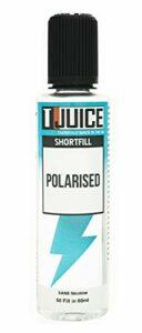 T Juice | Polarised | Arôme Shortfill 50ml pour E Cigarettes Vape | Sans Nicotine
