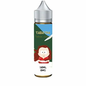 Tabatha de BALBOUL Juice 50 ML sans tabac sans nicotine