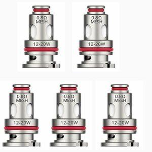 Tête de bobine de 0,8 ohms pour cible Vaporesso PM80 Pod/Kit GTX ONE