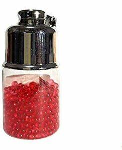 TUOYA Lot de 500 capsules de filtre à cigarette à la menthe poivrée pour arômes aromatiques