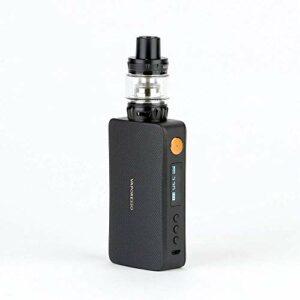 Vaporesso GEN S 220W TC Kit With NRG-S Tank, Cigarette électronique, sans e liquide, sans nicotine (Noir)