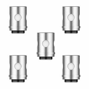 Vaporesso – Résistances EUC Traditional – Pack x 5 – Vaporesso Résistance – 0.5 ohm – Sans nicotine et sans tabac