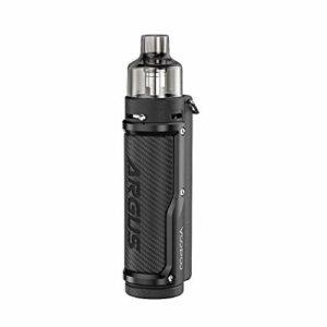 VOOPOO Argus Pro 80W Pod Kit 3000mAh With PNP Tank 4.5ml , sans nicotine, sans e-liquide (Noir fibre de carbone)