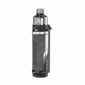 VOOPoo Argus Pro Kit de dosettes 80 W 3000 mAh avec réservoir PNP, sans nicotine, sans e-liquide (gris vintage)