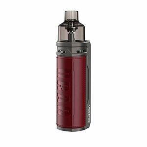 VOOPOO Drag X 80W 4.5ML Kit Complet Cigarette Electronique Kit de démarrage – Sans nicotine ni tabac (Marsala)
