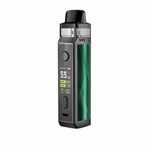 Voopoo Vinci X Vape Pod Kit sans nicotine Vert vif