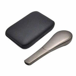 YONGCHY Mini Narguilé Portable, Adapté Aux Familles, Bars, Clubs, Hôtels De Luxe Et Autres Lieux,F