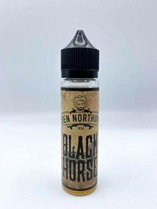Black Horse Ben Northon 50ml 00mg (sans nicotine ni tabac)