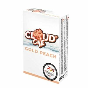 CLOUD ONE – Goût pour Chicha – 50g (GOLD PEACH : Pêche)