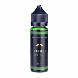 Colorant chicha TSAR 50 ml (Vert)