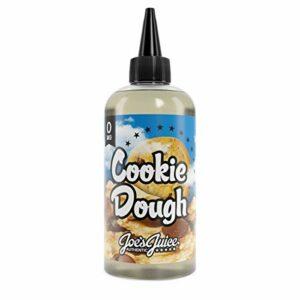 Cookie Dough Retro Joe's Juice 200ml 00mg (sans nicotine ni tabac)