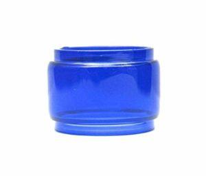 Denghui-ec 3pcs Pyrex Remplacement EXTENDIER Le Tube DE Verre pour ELEAF I Juste 3 CAPACITÉ 6,5ML (Couleur : Blue)