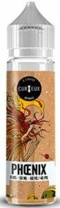 E liquide Phoenix Astrale Curieux 50 ml