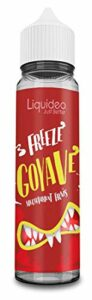 Goyave 0mg – 50ml – Freeze by Liquideo