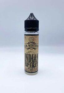 Indian Spirit Ben Northon 50ml 00mg (sans nicotine ni tabac)