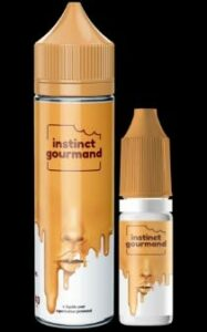 Instinct Gourmand – Vanilla & Popcorn – 60ml – 0mg + CADEAU – AMAVAPE • Sans nicotine, sans tabac.