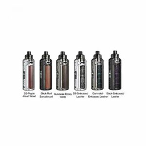 Multi Kit Ursa Lost Vape Quest – Gunmetal Embossed Leather