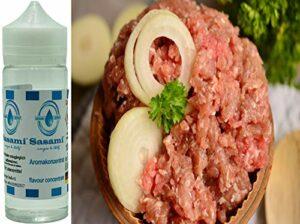 Oignon saveur Mett – Sasami (DE) Concentre – 100ml