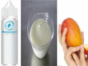Parfum yaourt mangue – Concentré Sasami (DE) – 100 ml