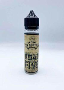 Road Five Ben Northon 50ml 00mg (sans nicotine ni tabac)