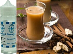 saveur Chai Tea – Sasami (DE) Concentré – 100 ml