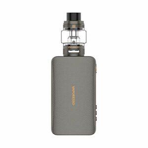 Vaporesso GEN S 220W TC Kit With NRG-S Tank, Cigarette électronique, sans e liquide, sans nicotine (Grey)