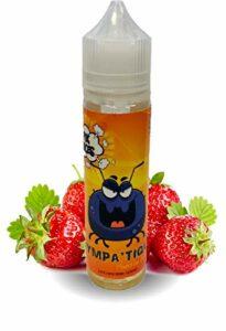 E-liquide 50ML Fruité Pik Juices Sympa'tique de 2G Juices