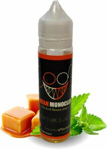 E-liquide 50ML Gourmand Menthols Light de Emixologie