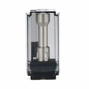 Exceed Grip Cartridge – pack de 5 – Joyetech – Sans tabac ni nicotine – Vente interdite aux personnes âgées au de moins de 18 ans – 0 MG – Genre : 3.5 ml