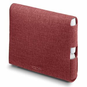 IQOS Acc Iqos Fabric Folio Red 3.0 Opk 1 100 g