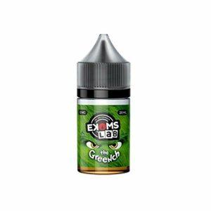 lot de 5 – The Greench 20ml Ekoms Lab by Ekoms sans Nicotine ni Tabac