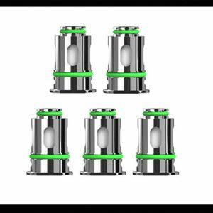 Vitavap' – pack de 5 résistances 0,8 Ohm pour Ijust 3 GTL Eleaf – GARANTIT ORIGINAL – Sans tabac ni nicotine
