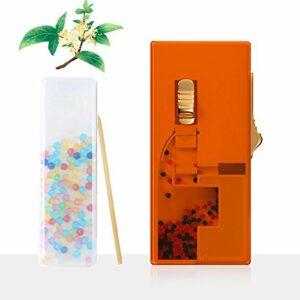 Warring States Menthol Aromatic Capsules 100 pièces Cigarette Pops Perles Saveur De Fruits Menthe Saveur Porte-Cigarette Accessoires Fumer