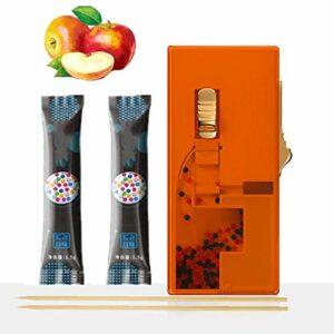Warring States Menthol Aromatic Capsules 400 pièces Cigarette Pops Perles Saveur De Fruits Menthe Saveur Porte-Cigarette Accessoires Fumer