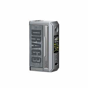 100% authentique Vo. Opoo Drag 3 Box Mod ecigarette 177W Dual 18650 Battery Box Mod Contrôle de la température Vape Mods (pas de cellule 18650)