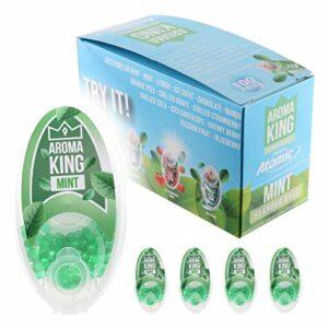 Atomic Aroma King Flavour Ball Lot de 500 boules Menthe
