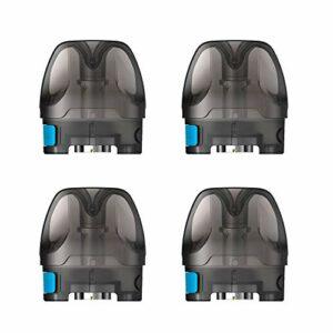 Cartouche d'origine Vo. oPoo Argus Air Pod 3,8 ml avec bobine intégrée de 0,8 ohm pour vaporisateur Vape Argus Air Kit – 4 pièces
