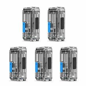 Cartouche EZ originale 2.6ML atomiseur E vaporisateur de cigarettes avec bobine EZ pour EXCEED Grip Pro Grip Plus Pod Kit-5pcs