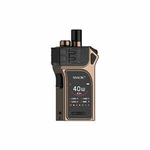 Kit de pod MAG d'origine 40W Batterie intégrée 1300mAh avec cartouche de pod Mag 3ml RPM Mesh 0.4ohm & DC 0.8ohm MTL Coil Vape E-Cigarette