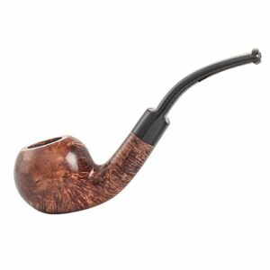 N A Pipe à Fumer en Bois détachable, Pipe à Fumer en Bois Sculpture à la Main, kit de Pipe Parfait pour débutant pour Tous Les Amateurs de Tabac